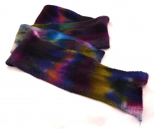 "Sock Blank, single knit ""Mandy"""