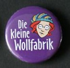 "Button ""dein Wollfabrik Fan-Button"""